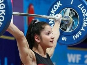 Българска щангистка наказана доживот заради допинг