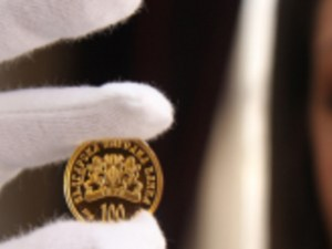 БНБ пуска златна монета с лика на Свети Стефан