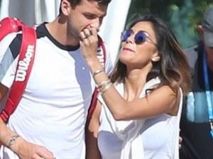 Гришо: С Никол сме се разбрали - тенисът е номер 1