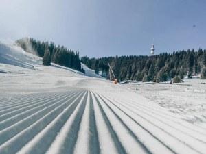 Пистите в Пампорово вече са готови за откриването на зимния сезон СНИМКИ