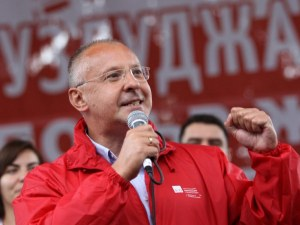 Преизбират Станишев за президент на ПЕС