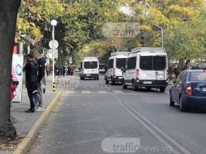 Осъдиха двама футболни фена след Битката за Пловдив, ще полагат общественополезен труд