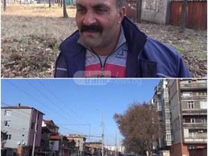 """Жители на Столипиново за """"Пловдив 2019"""": К'от искат да слагат, не мИ интересува нищо, бате! ВИДЕО"""