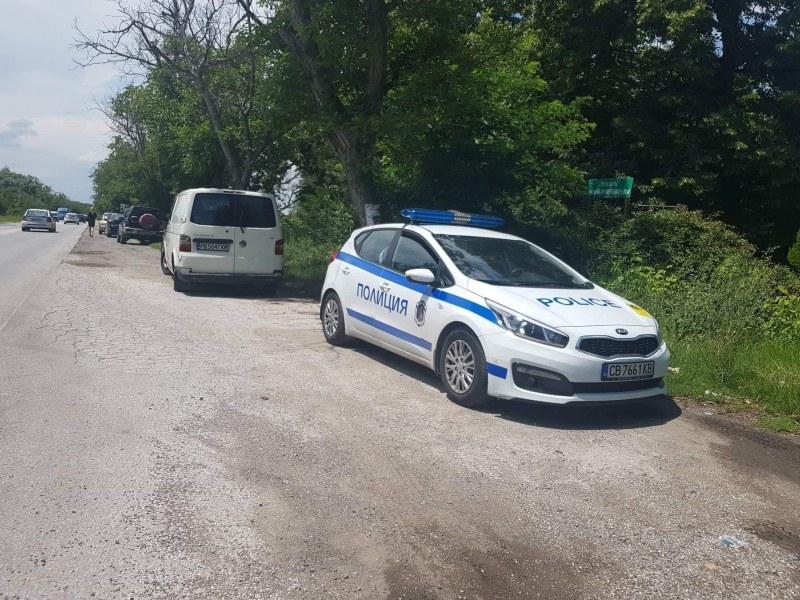 Засилено полицейско присъствие в Пазарджишко заради 8 декември