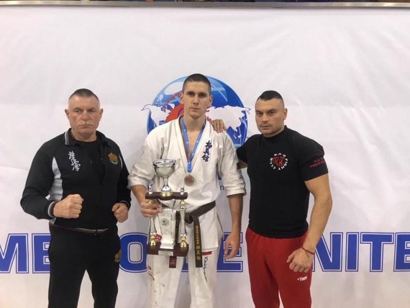 Българите с 4 медала от световното по карате