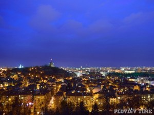 Последен слънчев ден в Пловдив, от понеделник дъжд и студ