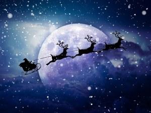 Как да следим пътя на Дядо Коледа на живо