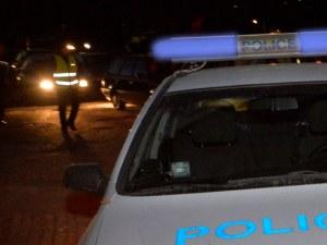 """Пиян таксиметров шофьор """"събра"""" няколко коли пред заведение в Пловдив"""
