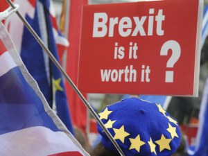 Съдът на ЕС решава дали Лондон може едностранно да се откаже от брекзит