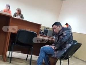 Видео показва как Синбад е намушкал Моллов в Пловдив