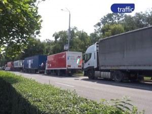 Български превозвачи готвят протести в Брюксел