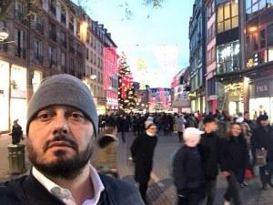 Бареков на метри от атентата в Страсбург, ето какво разказа СНИМКИ