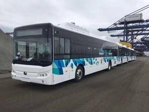 Пускат първите електробуси по линиите на градския транспорт в София утре