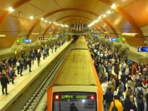 Труп на човек на метростанция Сердика стресна гражданите
