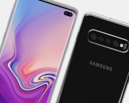 Изтекоха официални изображения на Samsung Galaxy S10