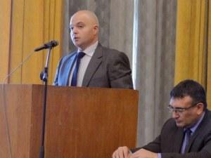 Директорът на столичната полиция бе предложен за гл. секретар на МВР
