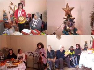 Коледният дух завладя Дома за хора с увреждания в Пловдив СНИМКИ