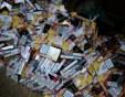 За разпространение на цигари и алкохол без бандерол и проникване в автомобил - затвор