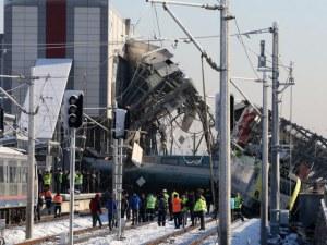 Няма данни за пострадали българи при влаковата катастрофа в Анкара
