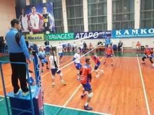 Виктория Волей бие за Купата, играе с отбор от Суперлигата
