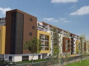 Различният жилищен комплекс в Пловдив сбъдва мечти СНИМКИ