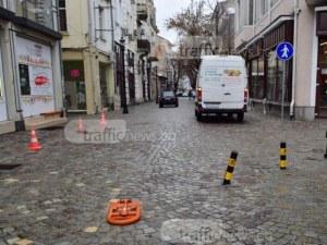 Режат достъпа на външни коли до Капана! Слагат и там бариери