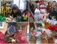 Коледен базар кипи в Първенец!Жителите на селото събират пари за детски носии СНИМКИ