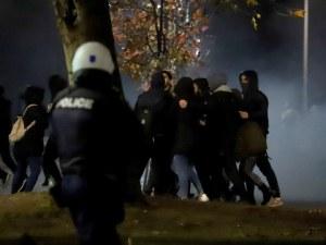 Безредици в Солун заради сделката с Македония