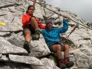 Невероятна любов на двама млади незрящи българи, които покоряват върхове