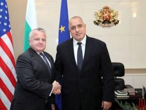Тръмп прати послание на Бойко Борисов през Джон Съливан
