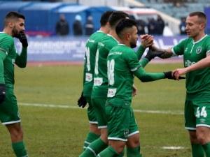 Лудогорец ще зимува на върха в Първа лига