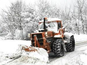 Снегорин се обърна в Кюстендилско