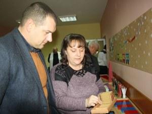 """Въвеждат """"Монтесори"""" в детските градини в Раковски СНИМКИ"""