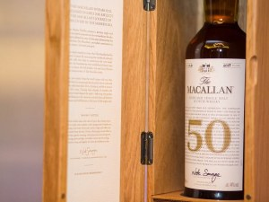 Българин си купи 50-годишно уиски за 65 бона