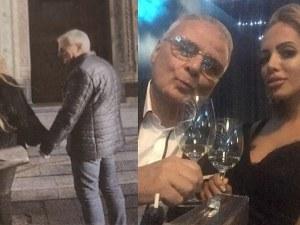 Христо Сираков и Жанета Осипова се ожениха тайно