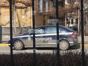 Мъртвопиян се метна на БМВ - то си в центъра на Пловдив