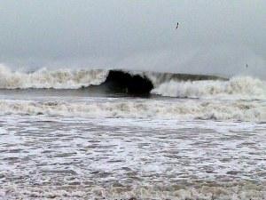 Морето изхвърли труп на мъж край Варна