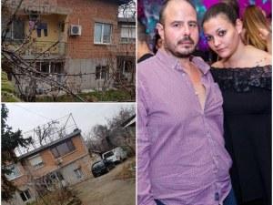 Пари, секс, наркотици и алкохол: Как се стигна до убийството на Златена и ареста на Димитър? ВИДЕО и СНИМКИ