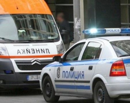 Висока скорост е причината за катастрофата с три коли край Пловдив