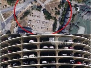 Замразяват проекта за многоетажен паркинг в Тракия, нямало интерес