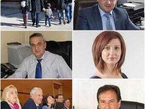 Бебетата на властта в Пловдив на 2018 г. СНИМКИ