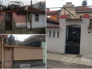 Малките бежански къщички VS големите комплекси в Кючука СНИМКИ