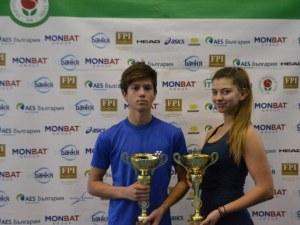 Пловдивчанин стана държавен шампион по тенис