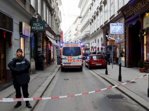 Виена под полицейска блокада: Един човек е мъртъв, а втори е тежко ранен след стрелбата ВИДЕО
