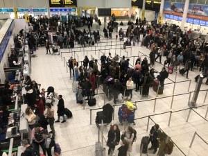 Арестуваха мъж и жена за дроновете, довели до хаос лондонско летище