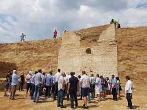 Държавата развързва кесията за разкопките на могилата Малтепе
