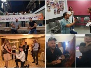 Пловдивски любовни приказки! Най-добрите предложения за брак през 2018 СНИМКИ и ВИДЕО