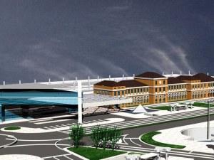 Отлагат строителството на новата мултифункционална зала заради пробива под Централна гара