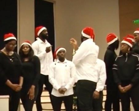 Чуждестранни студенти в Пловдив направиха първия по рода си госпъл хор ВИДЕО