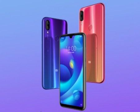 Xiaomi официално представи смартфона Mi Play, с който влезе в книгата на Гинес